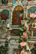 Deshkovtysia. Main image of iconostasis, Zakarpattia Region, Churches