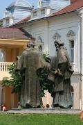 Mukacheve. Monument Slavic educators, Zakarpattia Region, Monuments
