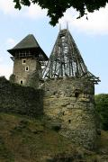 Nevytske. Remains of castle towers Nevytske, Zakarpattia Region, Fortesses & Castles