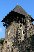 Nevytske. South tower of castle Nevytske, Zakarpattia Region, Fortesses & Castles
