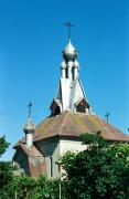 Ruske. Church of the Holy Virgin Protection, Zakarpattia Region, Churches