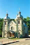 Rakhiv. Holy Spirit Church, Zakarpattia Region, Churches