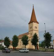 Svaliava. Church of St. Mary, Zakarpattia Region, Churches