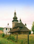 Svaliava. St. Michael Church and Bell Tower, Zakarpattia Region, Churches
