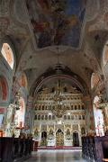 Uzhgorod. Interior Elevation of Cross Cathedral, Zakarpattia Region, Churches
