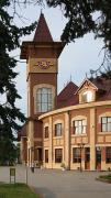 Uzhgorod. Tower Station, Zakarpattia Region, Civic Architecture