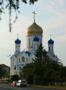 Uzhgorod. Orthodox Cathedral, Zakarpattia Region, Churches