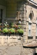 Uzhgorod. Enviable urban balcony, Zakarpattia Region, Cities