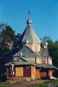 Lazeshyna. Transfiguration (Plitovatskaya Church), Zakarpattia Region, Churches