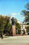 Berdiansk. Monument to Lenin at Seaside area, Zaporizhzhia Region, Lenin's Monuments