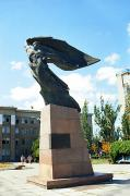 Berdiansk. Monument to First City Council, Zaporizhzhia Region, Monuments