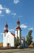 Berdiansk. Roman Catholic church of Virgin Mary, Zaporizhzhia Region, Churches