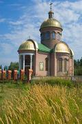 Berdiansk. Church of St. Panteleimon, Zaporizhzhia Region, Churches