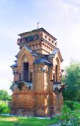 Vasylivka. Balconies lookout tower estates Popov, Zaporizhzhia Region, Country Estates