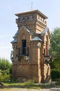 Vasylivka. Observation tower in southern part of estate, Zaporizhzhia Region, Country Estates