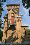 Vasylivka. Observation Tower estate Popov, Zaporizhzhia Region, Country Estates