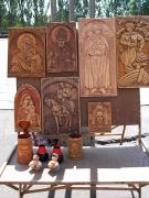Zaporizhzhia. For lovers of wood carvings, Zaporizhzhia Region, Cities