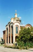 Prymorsk. St. Nicholas Cathedral, Zaporizhzhia Region, Churches
