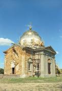 Prymorsk. Reconstruction of Holy Trinity church, Zaporizhzhia Region, Churches
