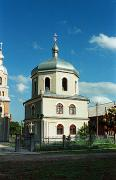 Bolechiv. The bell tower of the Church of the Holy Mother Bears, Ivano-Frankivsk Region, Churches