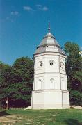 Hoshiv. Bell tower of the Hoshiv monastery ?SVV, Ivano-Frankivsk Region, Monasteries