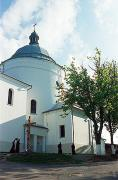 Hoshiv. The main temple of the Hoshiv Monastery ?SVV, Ivano-Frankivsk Region, Monasteries