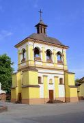 Ivano-Frankivsk. Bell tower of the Church of Our Lady, Ivano-Frankivsk Region, Churches