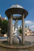 Ivano-Frankivsk. Monument to the Blessed Virgin Mary, Ivano-Frankivsk Region, Monuments