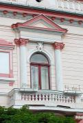 Kolomyia. Folk House (fragment), Ivano-Frankivsk Region, Civic Architecture