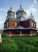 Kosiv. Church of the Nativity of John the Baptist, Ivano-Frankivsk Region, Churches