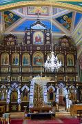 Kosiv. Iconostasis of the Church of St. Basil the Great, Ivano-Frankivsk Region, Churches