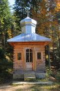 Maniavsky monastery. Chapel of the Blessed Stone, Ivano-Frankivsk Region, Monasteries