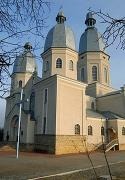 Nadvirna. Church of the Annunciation of the Blessed Virgin Mary, Ivano-Frankivsk Region, Churches