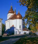 Rohatyn. Church of the Nativity of the Blessed Virgin, Ivano-Frankivsk Region, Churches