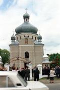 Stopchativ. Greek Catholic Church of St. Nicholas, Ivano-Frankivsk Region, Churches