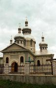 Tyudiv. Church of the Presentation of the Blessed Virgin Mary, Ivano-Frankivsk Region, Churches