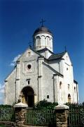 Shevchenkove. Church of St. Panteleimon, Ivano-Frankivsk Region, Churches