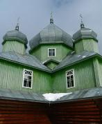 Yablunytsia. Church of St. Basil of the UGCC, Ivano-Frankivsk Region, Churches